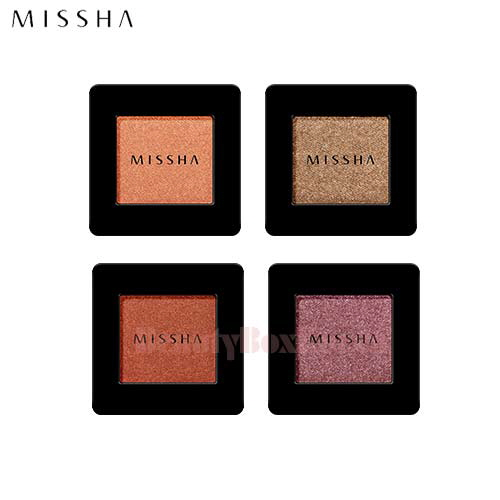 MISSHA Modern Shadow Shimmer 1.8g~2.2g [NEW 2017]